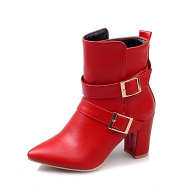 amp;Amp; Platform Office Evening Leatherette UK1 EU34 Casual US2 Comfort Dress 5 Leather Patent 5 Party Winter Kids Career Women'S Novelty Boots amp;Amp; Wedding Fall Little RTRY Spring HnvwOxX7pq