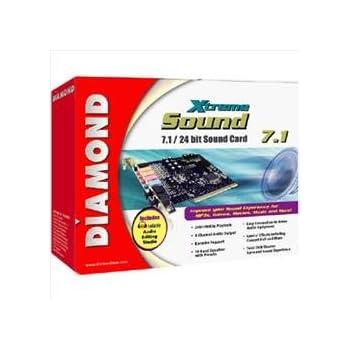 DIAMOND XS71 Sound Card Drivers Download Free