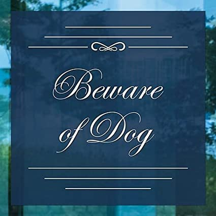 16x16 Victorian Card Clear Window Cling 5-Pack CGSignLab Now Open