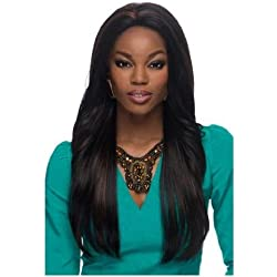 Vivica Fox Synthetic Baby Hair Lace Front Wig - Tracy-4