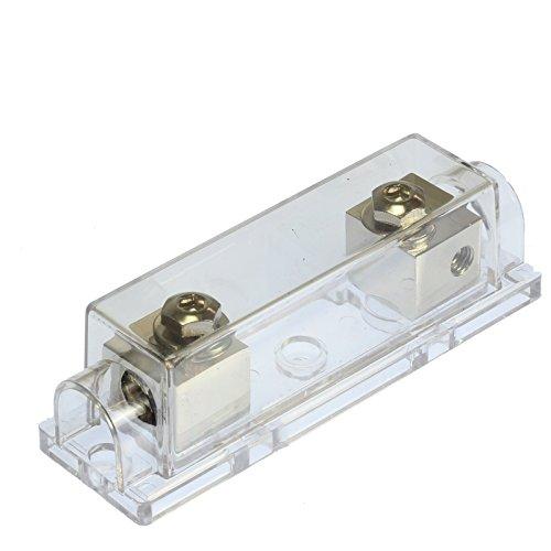 VOODOO (1) 400 AMP ANL Fuse & (1) Inline Fuseholder Battery Install Kit 1/0 Gauge 1FT by VOODOO (Image #7)
