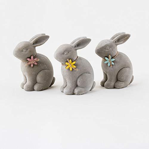 (One Hundred 80 Degrees Resin Garden Bunny Rabbit)