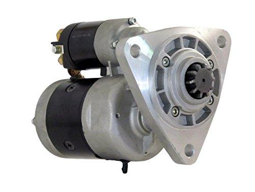 NEW 12V GEAR REDUCTION STARTER MOTOR FITS BELARUS TRACTOR 420A 420AN 425A - 12v Starter Gear