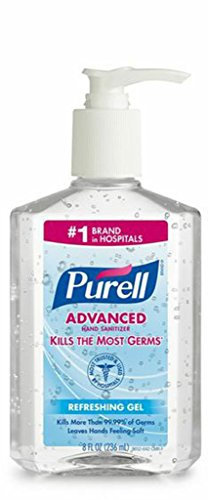 Purell 9652 04 EC Advanced Instant Sanitizer