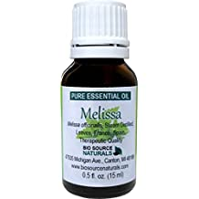 Melissa (Melissa officinalis) Pure Essential Oil 1 oz / 30 ml
