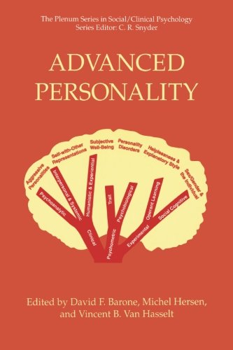 Advanced Personality (The Springer Series in Social Clinical Psychology)
