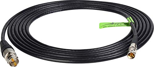 Laird Din1855-Bf-6 3G Sdi Din1.0/2.3 to Bnc-F Video Adapter Cable W/Belden 1855A 6 Ft (F1.0 Video)