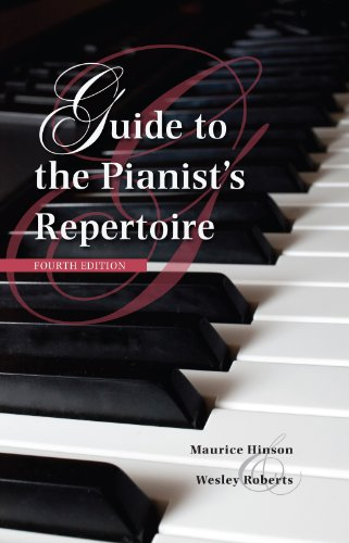 's Repertoire, Fourth Edition (Indiana Repertoire Guides) ()