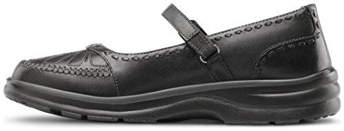 Dr. Comfort Paradise Women's Therapeutic Diabetic Extra Depth Shoe: Black 10.5 X-Wide (E-2E) Velcro by Dr. Comfort (Image #3)