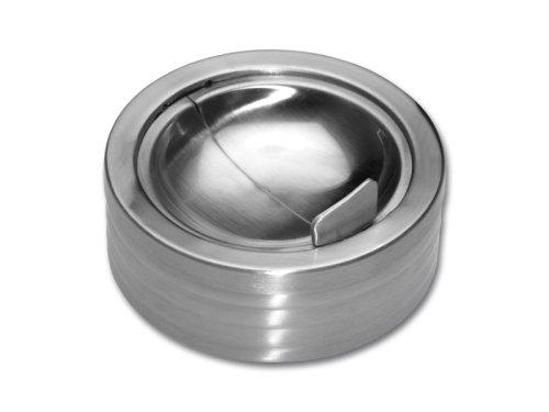 CHG 3315-00 Wind-Aschenbecher Höhe 5,5 cm Durchmesser: 11,5 cm