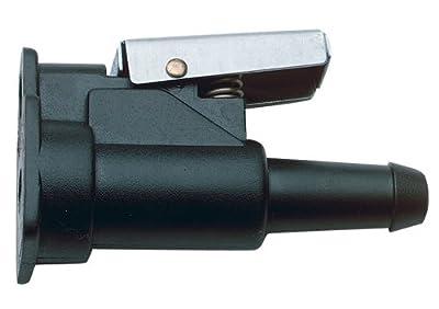 Moeller Johnson/Evinrude Female Barb Fuel Line Engine Connector, 38/-inch