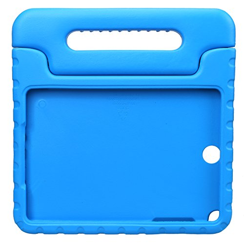 NEWSTYLE Samsung Galaxy Tab A 9.7 Shockproof Case Light Weight Kids Case Super Protection Cover Handle Stand Case for Kids Children For Samsung Galaxy Tab A 9.7-inch SM-T550 SM-P550 - Blue Color