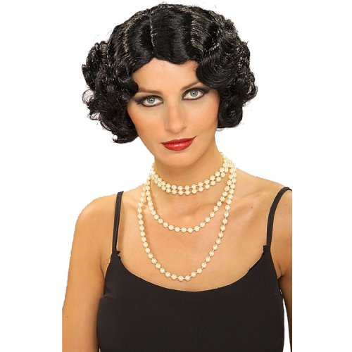 Forum Novelties Flapper Wavy Wig -