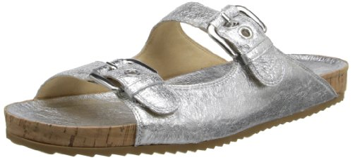 Stuart Weitzman Freely Womens Leather Slides