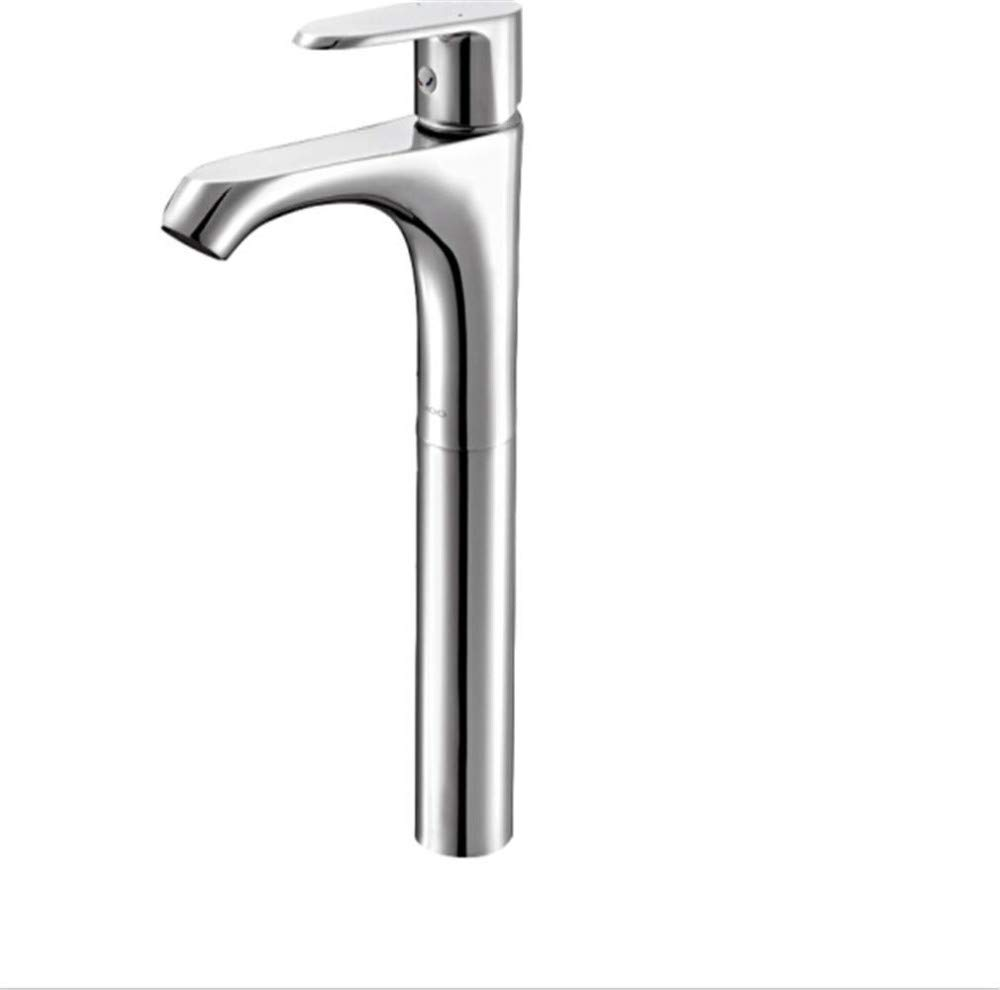 Water Tap Kitchen Taps Faucet Modern Kitchen Sink Taps Stainless Steelwater Faucet Cold and Hot Basin Faucet Bathroom Platform Basin Faucet