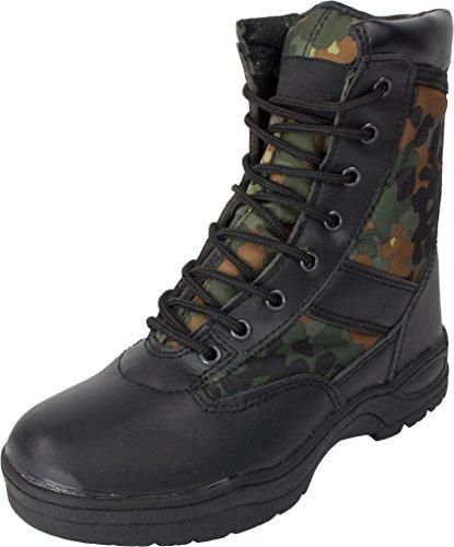 Military Look Boots - Mc Allister Größe 44