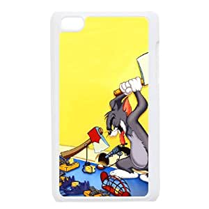Tom and Jerry iPod Touch 4 Case White as a gift P4815552