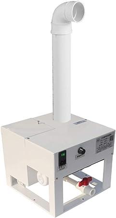 lcc Humidificador Industrial Pulverizador de Alta Potencia - Comercial Spray ultrasónico Gran Manual Vaporizador de Agua Taller Supermercado Conservación de Frutas y Verduras: Amazon.es: Hogar
