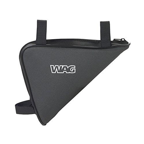 Wag Schulterpolster Classic auf Keilrahmen Seitentasche mit Reißverschluss (Taschen Reise)/Triangle Bag Classic Frame Mount Side Pocket with Zipper (Travel Bag)
