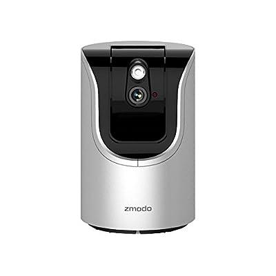 Zmodo Pan & Tilt WiFi Security Camera with 2-Way Audio