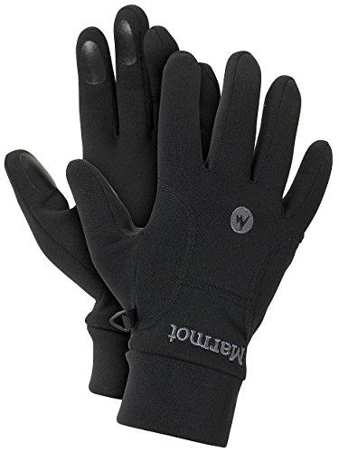marmot-mens-power-stretch-glove-black-small