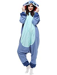 Adult Onesie Pajama Halloween Costumes for Adult and Teenagers