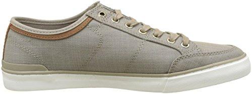 Sneaker EU Sneakers Bleu Beige Tommy Mix 068 Material 40 Hilfiger Cobblestone Basses Core Homme wqWITBS