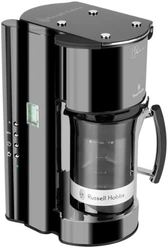 Russel Hobbs 14692 – 56 Black Beauty cafetera 15 tazas -1000 W ...
