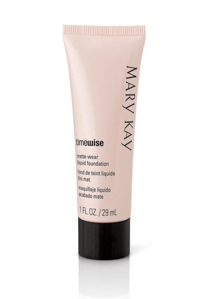 Mary Kay TimeWise Matte Wear Liquid Foundation, Ivory 1