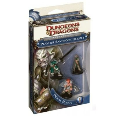 Wizards Of The Coast D and D Dungeons and Dragons Miniatu...