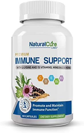 Support Researched Natural Antiviral Antibacterial product image