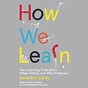 How We Learn | Livre audio