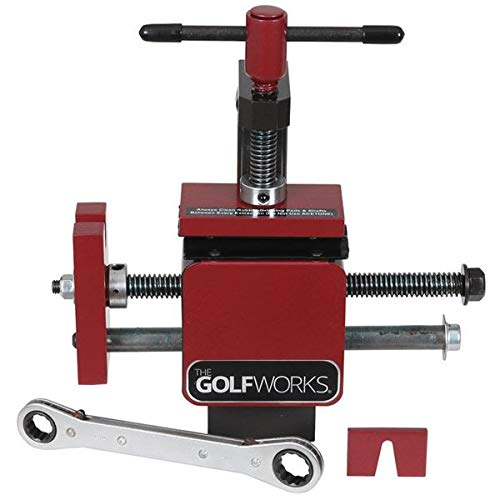 - GolfWorks Graphite Shaft Remover Extractor Puller Reshafting Tool