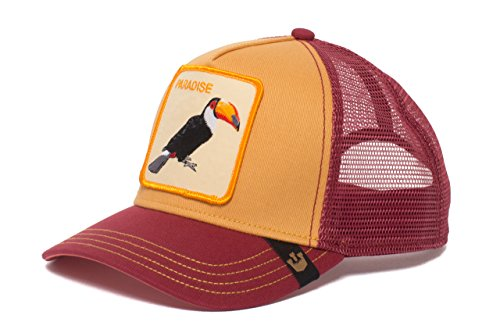 Goorin Bros. Animal Farm 'Take Me to' Toucan Snapback Trucker Hat from Goorin Bros.