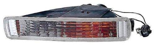 [Depo 317-1621R-US Acura Legend Passenger Side Replacement Signal Light Unit] (Acura Legend Lights)