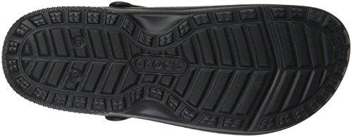 Crocs Unisex Adult Specialist II Clog Black (Black) vBNEAoWU