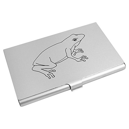 Card Azeeda Azeeda Holder Business Card Wallet CH00001632 'Frog' Credit 'Frog' ROI6qpw