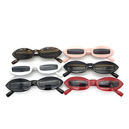 lunettes soleil lentille la Ovale Hommes Lunettes shopping lidahaotin extérieure monture de lunettes unisexe C6 vacances en Gilr PC Femmes de forme conduite lunettes pour PqtY6