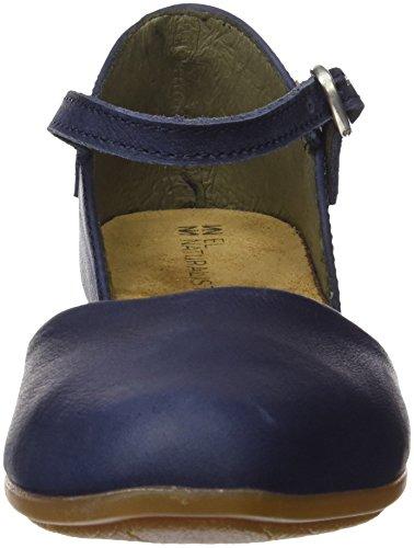 Nd54 Tobillo De Para Azul El Naturalista Sandalias Correa De Mujer Océano El O7wS0YqO