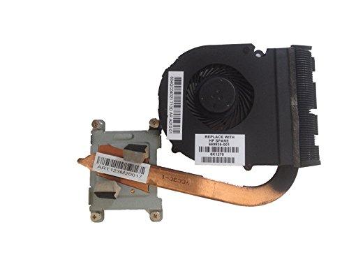 CPU Cooling Fan With Heatsink 669935-001 for HP Pavilion DM4-3000 DM4-3100 DM4-3024TX DM4-3025TX DM4-3013CL DM4-3007XX DM4-3050US