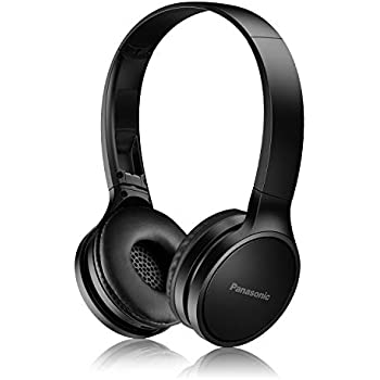 830f97f56c6 PANASONIC Bluetooth Wireless Headphones with Microphone and Call / Volume  Controller - RP-HF400B-