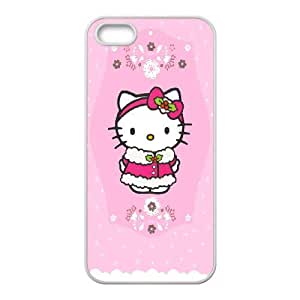 Fashionable Case hello kitty for iPhone 5, 5S WASXV8401092