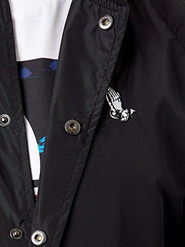 Cruz Noir Pfm Jacket Black Santa nT4AXgX