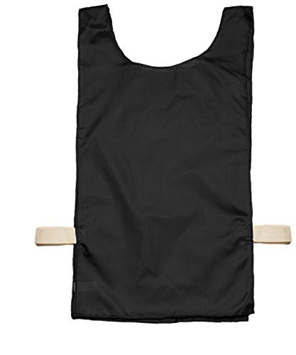 Champion Sports Heavyweight Pinnie, Black, Youth Size ()
