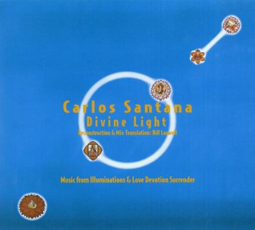 Divine Light: Reconstr..: Carlos Santana & Bill Laswell: Amazon.es: Música