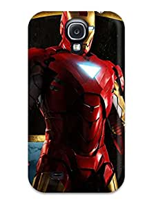 Albert R. McDonough's Shop Best New Galaxy S4 Case Cover Casing(2010 Iron Man 2 Movie) 9221473K44922274