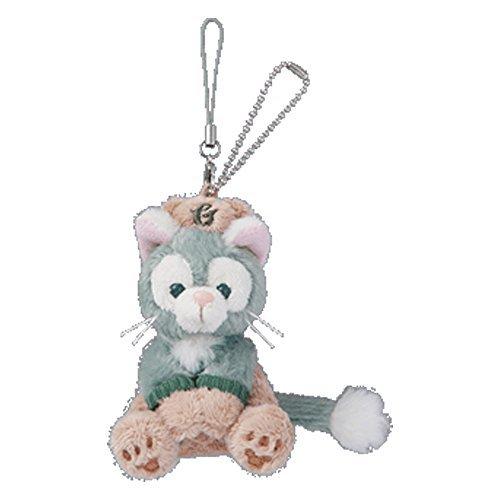 Disney Halloween 2015 Jeratoni stuffed strap (Duffy) Autumn palette [Tokyo Disney Sea Limited] Halloween]()