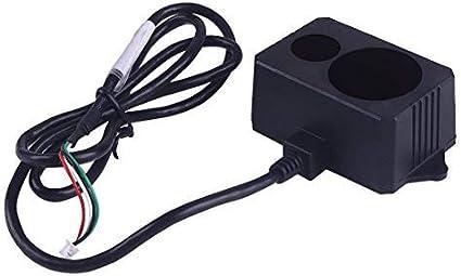 Aihasd TF02 LED LIDAR Telémetro Rango de un Solo Punto IP65 22M para Arduino Pixhawk