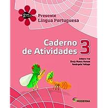 Língua Portuguesa. Caderno de Atividades. 3º Ano - Projeto Presente