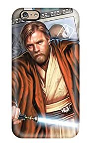 Iphone 6 Case Cover - Slim Fit Tpu Protector Shock Absorbent Case (star Wars)
